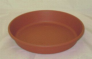 Akro-mils Classic Saucer Clay 14 Inch Pack Of 12 - 12-414DCL