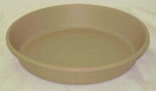 Akro-mils Classic Saucer Tan 14 Inch Pack Of 12 - 12414DS
