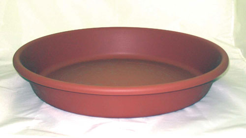 Akro-mils Classic Saucer Clay 24 Inch - 12424DCLAY