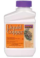 Bonide Products Liquid Copper Fungicide 1 Pint - 811