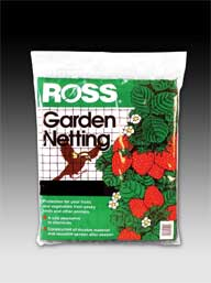 Easy Gardener Weatherly Consum Ross Garden Netting Black 14 X 75 Feet - 15800