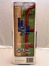 Co-line Welding Lockable 2-way Gate Latch - R-158-2L
