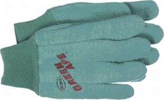 Boss Co 2 Ply Chore Glove Green Large Pack Of 12 - 313645L
