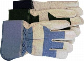 Ladies In Leather Gloves - Boss Co Ladies Pig Leather Plm Glove Assorted Pack Of 12 - 743\957M