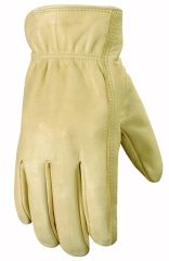 Wells Lamont Gloves - Wells Lamont Unlined Cowhide Gloves Large Pack Of 6 - 1130L