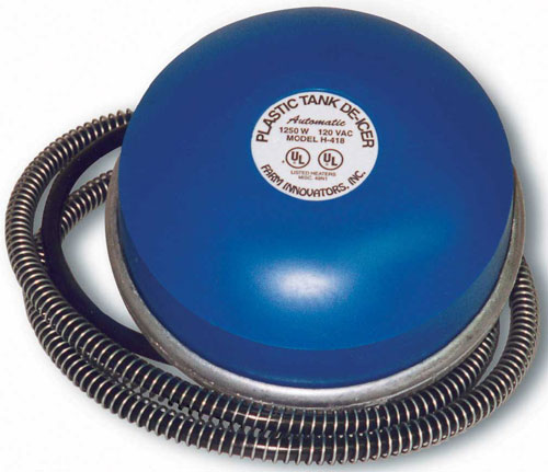 Farm Innovators Ice Chaser Floating Deicer 1250 Watt - H-418