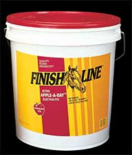 Finish Line Horse Products inc Apple A Day Electrolyte 15 Pounds 02015