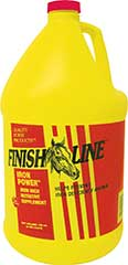 Finish Line Horse Products inc Iron Power 128 Ounces 28128