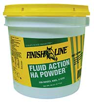 Finish Line Horse Products inc Fluid Action Ha Joint Therapy 60 Ounces - 53060