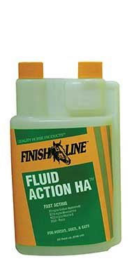 Finish Line Horse Products inc Fluid Action Ha Joint Therapy 32 Ounces - 52032