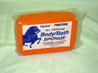 Hydra Sponge Hydra Fine Pore Body Sponge Large - FSB-3
