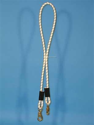Cheap Ties - Lazy K Distributors Bungie Cross Tie 60in Brass - 00888