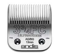 Andis Company Finish Cut Ag Clipper Blade 3.75 - 64135