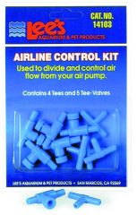 Lee S Aquarium & Pet Products Airline Control Kit - 14103