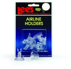 Lee S Aquarium & Pet Products Airline Holders 6 Pack - 10560