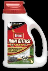 Scotts Ortho Business Grp Home Defense Max Insect Killer 2.5 Pound Pack Of 6 0196010