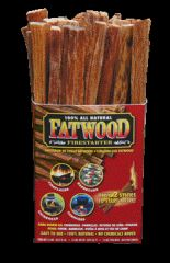 Wood Products International Fatwood Color Box 1.5 Pounds Pack Of 16 - 09983