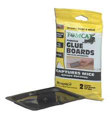 Durvet Motomco Tomcat Mice Glue Board 2 Pack Pack Of 48 - 32418