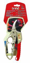 Bond Deluxe Ratchet Pruner Red 8 Inch - 5171