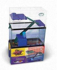 Super Pet-cage Tank Topper For 10 Gallon - 100079041