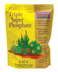 Bonide Products Triple Super Phosphate 0450 4 Pounds  969