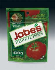 Easy Gardener Weatherly Consum Jobes Fertilizer Spikes Tomato 3.9 Ounce Pack Of 24 - 06005