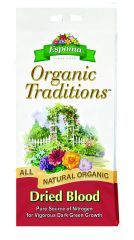 Espoma Organic Traditions Dried Blood 18 Pounds - 013185 BCI20209