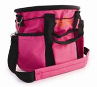 Desert Equestrian Equestria Grooming Bag Pink 10 Inches - 2191