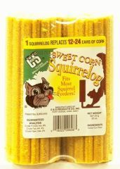 C & S Products Sweet Corn Squirrelog Refill 32 Ounces - CS608