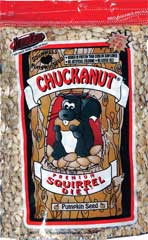 Chuckanut Premium Squirrel Diet 3 Pounds - 790004020028