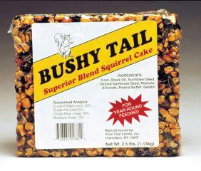 Pine Tree Farms Bushy Tail Squirrel Cake 2.5 Pounds - 01381