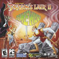 Leisure Time - DIGITAL LEISURE 4329DRAGONS LAIR II - TIME WARP