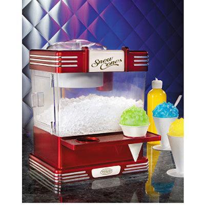 Nostalgia Electrics RSM-602 Retro Series Snow Cone Machine