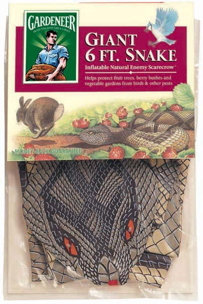 Dalen Products Inflatable Snake Pest Detterent