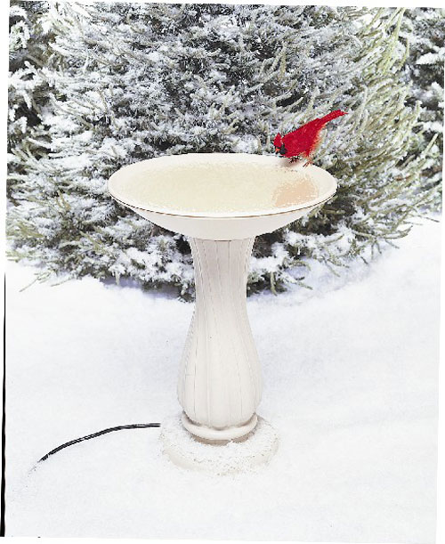 Allied Precision Pedestal and Bowl - Heated