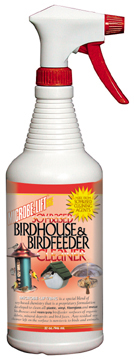 Ecological Laboratories 32oz. Bird House-Bird Feeder Cleaner (GC1364 ELSBBC32) photo