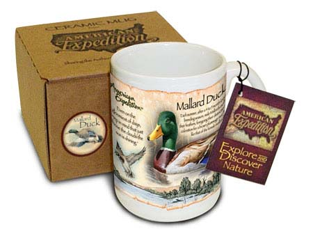 American Expedition Mallard 15 oz. Mug