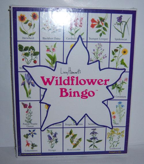 Lucy Hammet Bingo Games Wildflower Bingo