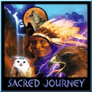 Naturescapes Music NS042 5 x 5.5 x 5.5 Music Sacred Journey CD