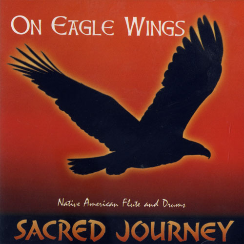 Naturescapes Music NS047 On Eagle Wings CD with Authentic Percussion