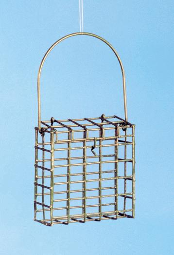 Pine Tree Farms Small wire Feeder with Handle