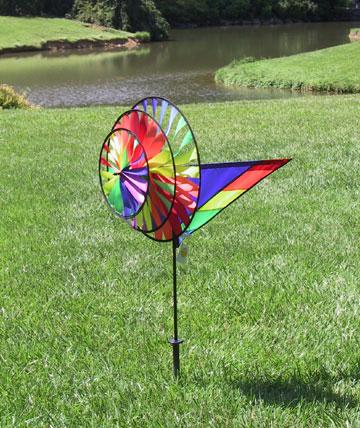 Premier Designs Rainbow Triple Spinner