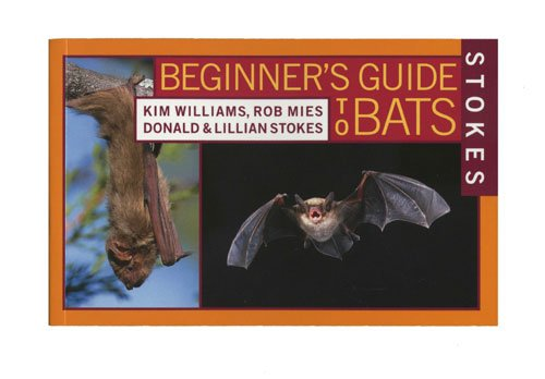 Stokes STOKESBATS Stokes Beginning Guide to Bats Book