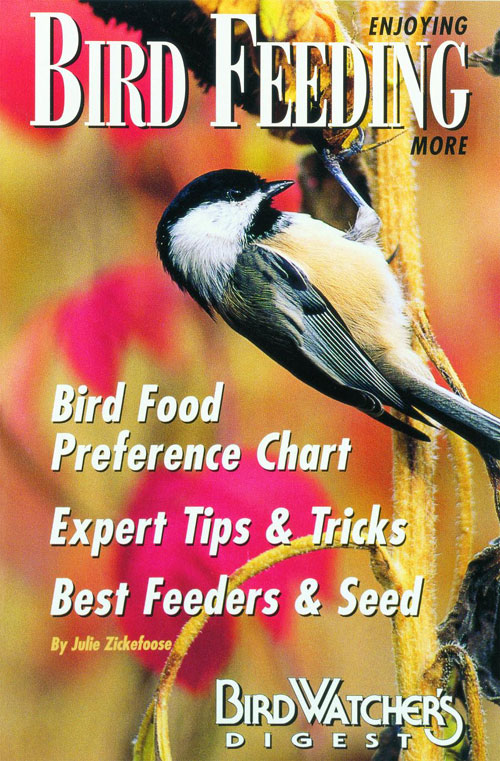 Bird Watcher s Digest Enjoying Bird Feeding More Book