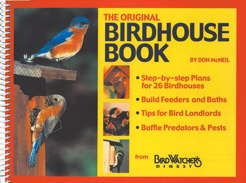 Bird Watcher s Digest Original Birdhouse Book