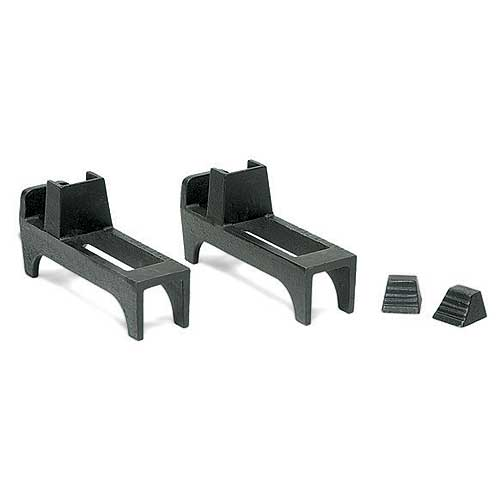 Minuteman CFB-F Fireback Feet - Cast Iron - Black