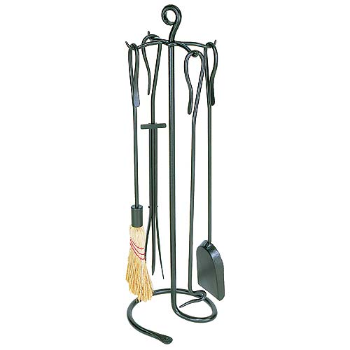 Minuteman WR-09 5 Pc Tool Set - Shepherd s Hook - Powder Coated Graphite