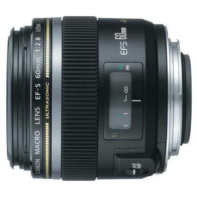 Canon Cameras 0284B002 EF-S 60mm Lens
