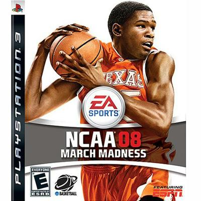 Electronics - Electronic Arts 15416 NCAA March Madness 08 PS3