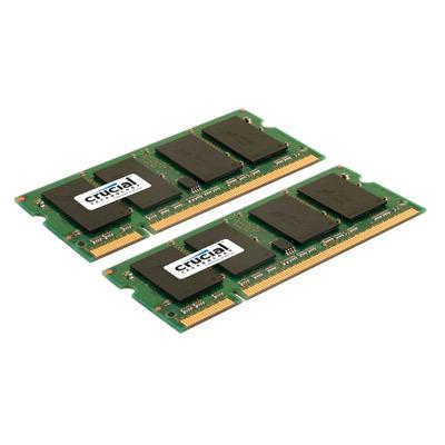 Crucial Technology CT2KIT25664AC800 4GB Kit PC2-6400 DDR2